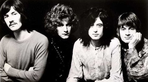 Led Zeppelins - Stairway to Heaven